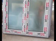 نوافذ PVC تركي جوده وضمان 733165340وتساب او فون