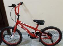 دراجة مستعملة قليلة  (upten)