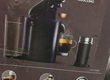 مكينة قهوة مع كبسوله القهوه مكينة خاص حق الحليب
