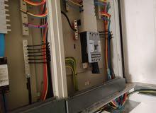 تشطيب وتجهيز اعمال الكهرباء والصيانة المتكامله