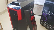cooler master maker 5 msi edition totally new
