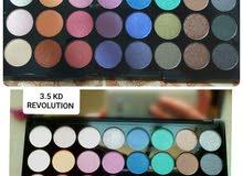 Makeup Revolution Eyeshadow Pallette New ايشادو للعين ماركة ريفوليوشن