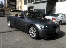 BMW 320i, convertible