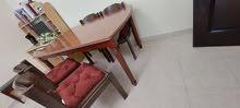 طاولة سفره خشب زان
