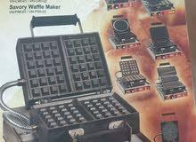 professional Waffles machine