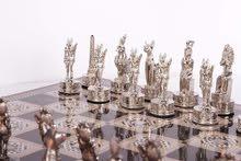 شطرنج فرعوني او روماني