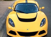 lotus Exige  V6  very low  km .