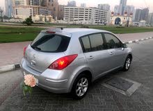 Nissan Tida model 2012 GCC