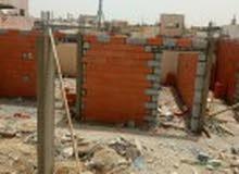 مقاول خاص في بناء الملاحق العلوية الأرضية وبناء استراحات الخاصة واسقف ارتدادات و