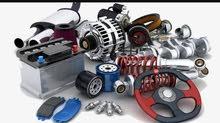 قطع غيار جميع سيارات  بشكل عام جديد ومستعمل بأرخص الاثمان