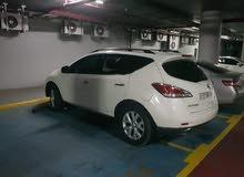 Nissan Morano 2012