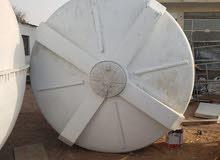 تناكي مياه ( خزان مياه )مستعملة استعمال بسيط