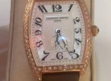 ساعة سويسرية اصليه