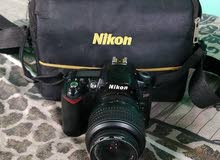 كاميرا نيكون D90 نضيييفة