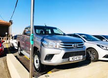 Toyota Hilux made in 2017 for sale