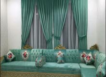 Sofa,Wallpaper,Curtain,Carpet