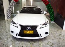 Lexus IS car for sale 2014 in Nizwa city