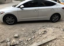 Hyundai Elantra 2017 for sale in Basra