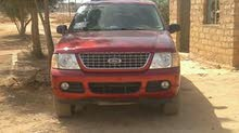 Automatic Red Ford 2005 for sale