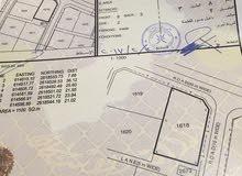 أرض سكنية للبيع في المعبيلة المرحلة 5