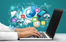 تصميم مواقع الكترونية Website , E-Commerce , ...
