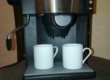 ماكينات قهوة أمريكية صناعة سويدية طولها 24 وعرضها 17