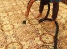 شركة تنظيف بالرياض شقق كنب فلل موكيت
