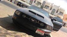 فورد موستانج 2006محول 2009 كوبيه كشف Ford Mustang coupe convirtible matt black california edition