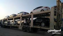 شحن مركبات الى الاردن وسوريا العراق لبنان .
