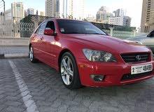 lexus is altezza 2005