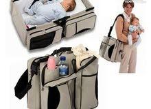 سرير مع حقيبه 2 ب 1 بأقل الاسعار