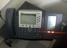 Cisco IP phone System with 6 phone sets