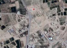 أرض للبيع 2400 سهم واجهتها على الشارع العام ريف دمشق