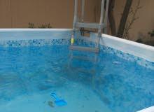 بركة سباحة للبيع بمدنة حمد