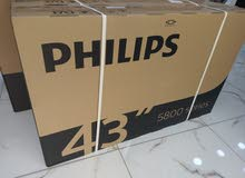 "Philips 43"" smart led full HD pixel plus tv brand new for sell with delivery"