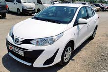 TOYOTA YARIS 1.5 MODEL 2019 BAHRAIN AGENCY