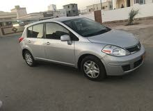 Silver Nissan Versa 2012 for sale