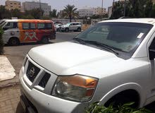 Used condition Nissan Armada 2008 with 160,000 - 169,999 km mileage