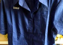 ملابس صناعيه وخدماتيه للبيع