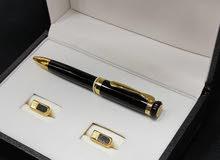 قلم ماركة دنهل مع بزمات سعره 15