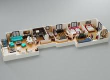 عيش التميز بشقة 190م بالأندلس الجديدة بالتجمع الخامس وبتسهيلات بالنظام المناسب ليك