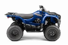 Yamaha grizzly 300c 2014 model very clean