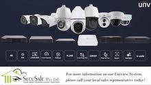 لتامين و حماية ومتابعة كافة ممتلكاتك بأحدث كاميرات المراقبة