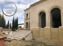 Luxurious 857 sqm Villa for sale in AmmanDabouq