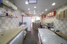 مطعم فطائر مجهز بالكامل للبيع اوالضمان