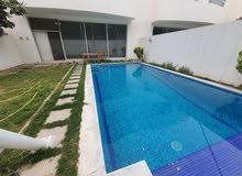 saar area private villa bd 3 bhk semi with poool