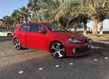 Automatic Red Volkswagen 2011 for sale