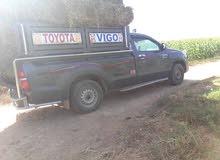 تيوتا هيلوكس2012 للكراء مع سائق