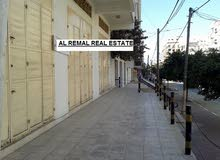 حواصل للايجار عدد 3 شارع رئيسي 20 متر