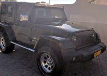 Jeep Wrangler 2009 For sale - Black color